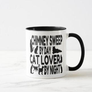 De Schoorsteenveger van de Minnaar van de kat Mok