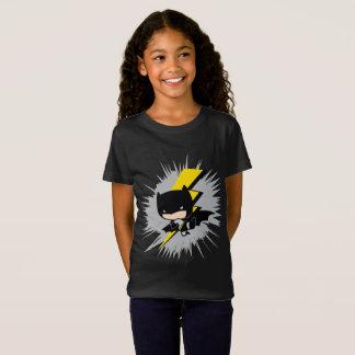 De Schop van de Bliksem van Batman van Chibi T Shirt