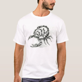 De Schorpioen van Mecha T Shirt
