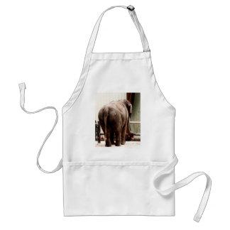 De Schort van de Bedelaar van de olifant