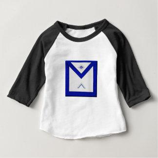 De Schort van de Meester van de vrijmetselaar Baby T Shirts