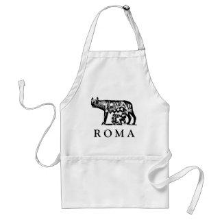 De Schort van de zij-Wolf van ROME