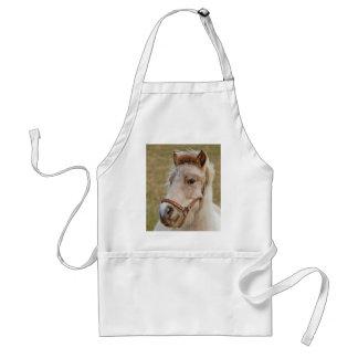 De Schort van het Pony van Shetland