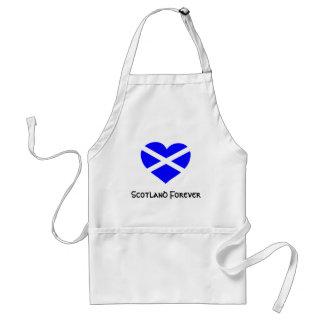 De schort van Schotland van de liefde