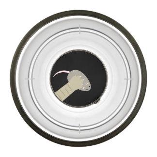 De Schotel van het Voedsel voor huisdieren met een Voerbakje