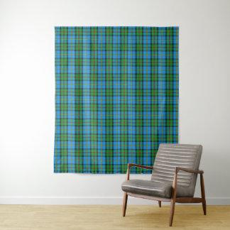 De Schotse Clan MacLeod van de Hartstocht van het Wandkleed
