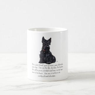 De Schotse Herinnering van Terrier - MANNELIJKE Koffiemok