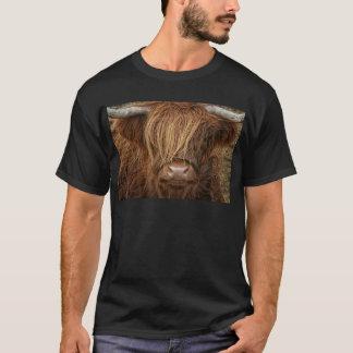 De Schotse Koe van het Hoogland - Schotland T Shirt