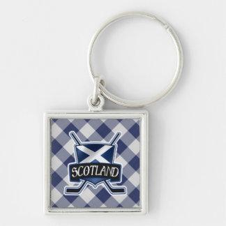 De Schotse Sleutelring van de Vlag van het Sleutelhanger