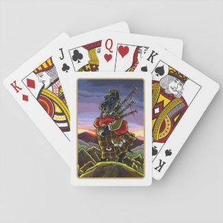 De Schotse Speelkaarten  van de Hond van de