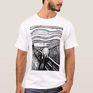 De schreeuw door Edvard Munch T Shirt