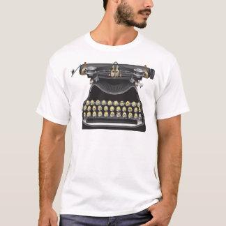De Schrijfmachine van Emoji T Shirt