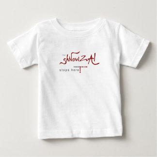 De Schrijver uit de klassieke oudheid van het Baby Baby T Shirts