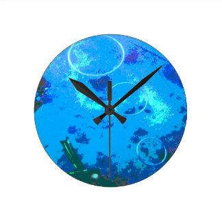 De scuba-duiker van Hawaï Ronde Klok