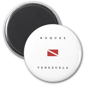 De Scuba-uitrusting van Venezuela van Roques duikt Magneet
