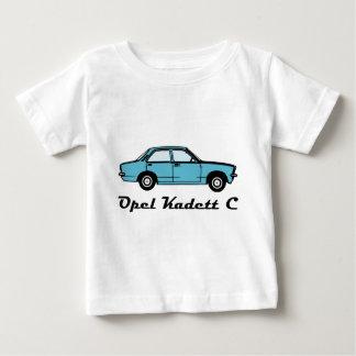 De Sedan van Opel Kadett C Tshirt