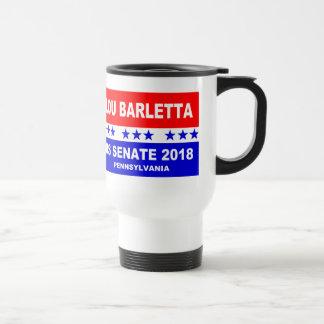 De Senaat 2018 Pennsylvania van Barletta de V.S. Reisbeker