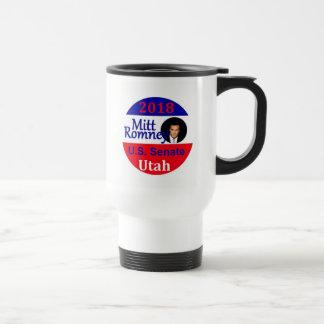 De Senaat van Mitt Romney 2018 Reisbeker