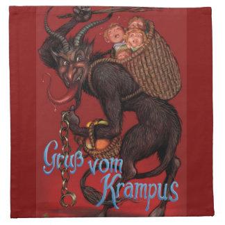 De Servetten van Krampus