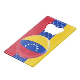 De Servische Vlag van Servië Creditkaart Flessenopener