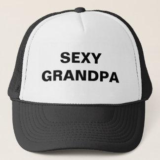 De sexy dag van opa nationale grootouders trucker pet