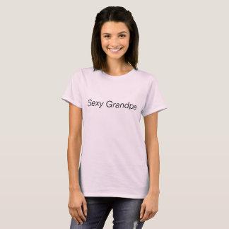 De sexy T-shirt van de Opa