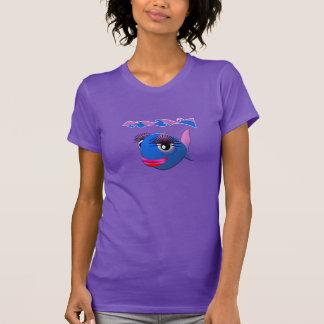 De sexy T-shirt van Vissen