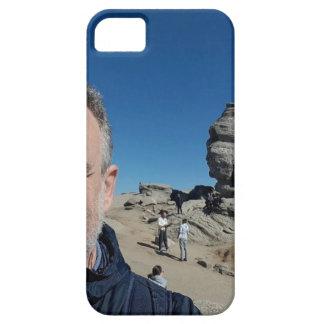 De sfinx, Bucegi Bergen, Roemenië (ontwerp #2) Barely There iPhone 5 Hoesje