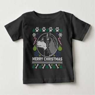 De Siberische Sweater van Kerstmis van het Schor