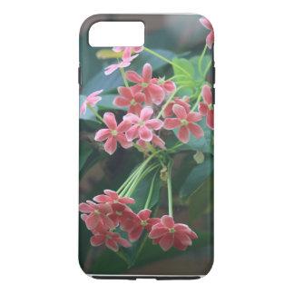 De sierlijke Roze Bloemen van de Lente iPhone 7 Plus Hoesje