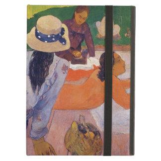 De siësta - Paul Gauguin iPad Air Hoesje