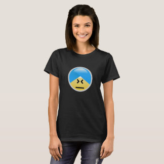 De sikh Amerikaanse Verwarde T-shirt van Emoji van