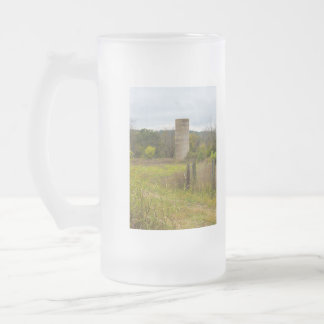 De Silo van het land Matglas Bierpul