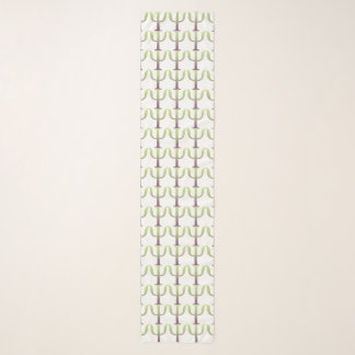 De Sjaal van de Chiffon van het Symbool van de