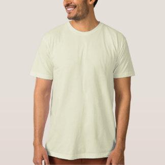 De sjabloon DIY past ORGANISCHE NATUURLIJKE T Shirt
