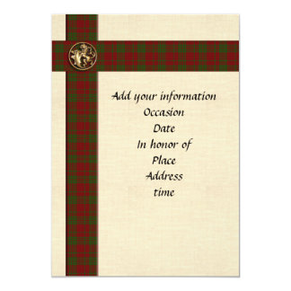 De sjabloon Mannelijke Schotse plaid van de Kaart