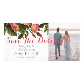 De Sjabloon van de Kaart van het huwelijk - sparen