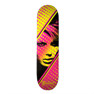 De Skateboards van Trixster - Retro Koningin