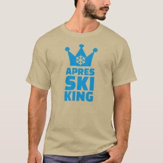 De skikoning van Apres T Shirt