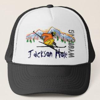 De skipet van Wyoming van het Gat van Jackson Trucker Pet
