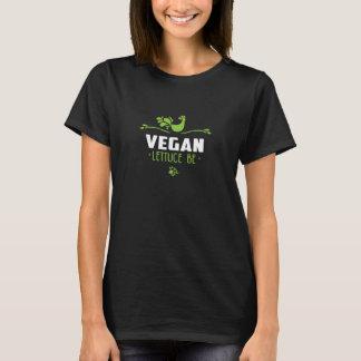 De Sla van de veganist is T Shirt