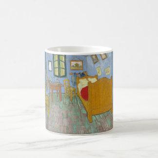 De slaapkamer door Vincent van Gogh Koffiemok