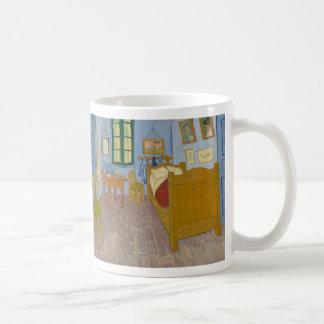 De Slaapkamer van Vincent in Arles door Vincent Koffiemok