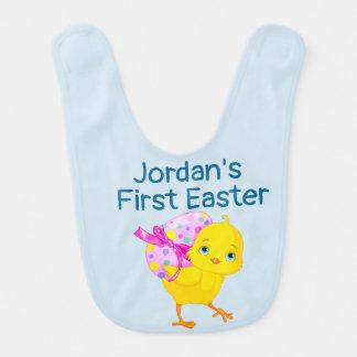 De Slab van de eerste Pasen Baby Slabbetje