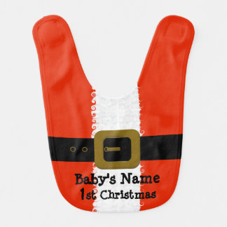 De Slab van de Kerstman van 1st Kerstmis van de Slabbetje