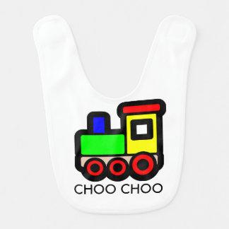 De Slab van het Baby van de Trein van Choo van Slabbetje