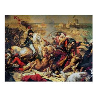 De slag van Aboukir, 25 Juli 1799 Briefkaart