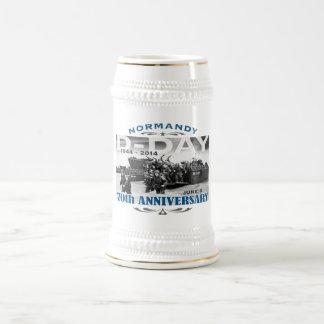 De Slag van het Jubileum van de D-dag zeventigste Bierpul