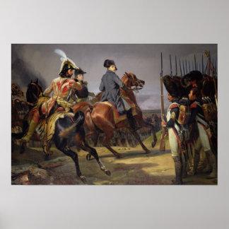 De slag van Iena, 14 Oktober 1806, 1836 Poster