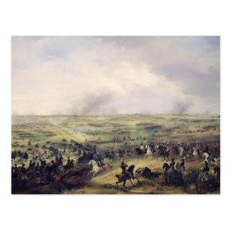 De slag van Leipzig, 16-19 Oktober 1813 Briefkaart